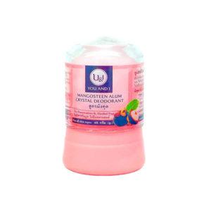 Кристаллический дезодорант