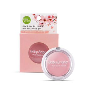 Румяна Для Лица Baby Bright Face On Blusher