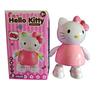 Танцующая игрушка Hello Kitty