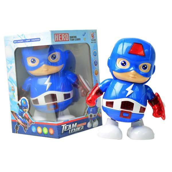 Super Hero Капитан Америка