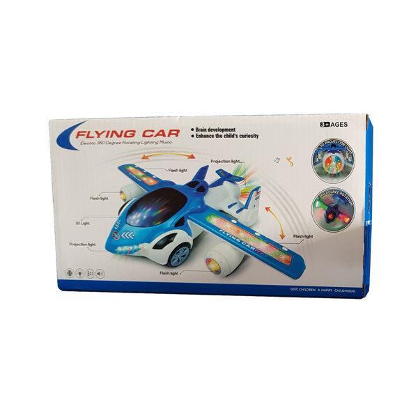 Детская игрушка - летающая машина