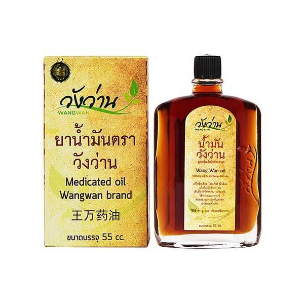 Тайское травяное масло