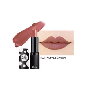 Матовая Губная Помада Malissa Kiss Velvet Matte Lip Color #02 Truffle Crush