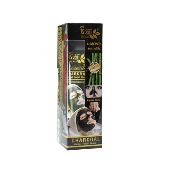 маска-пленка с бамбуковым углем