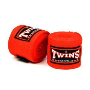 Бинты красные Twins