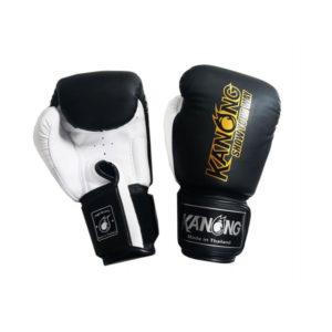 Перчатки для бокса черные