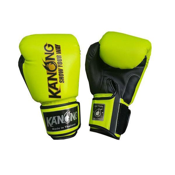 Перчатки для бокса лемон