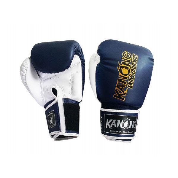 Перчатки для бокса синие