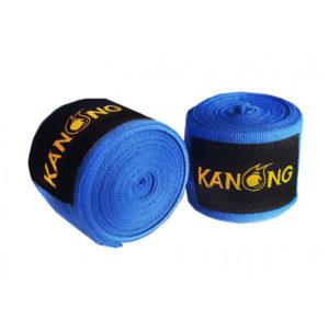 Бинты Kanong цвет синий