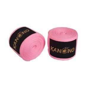 Бинты Kanong цвет розовый