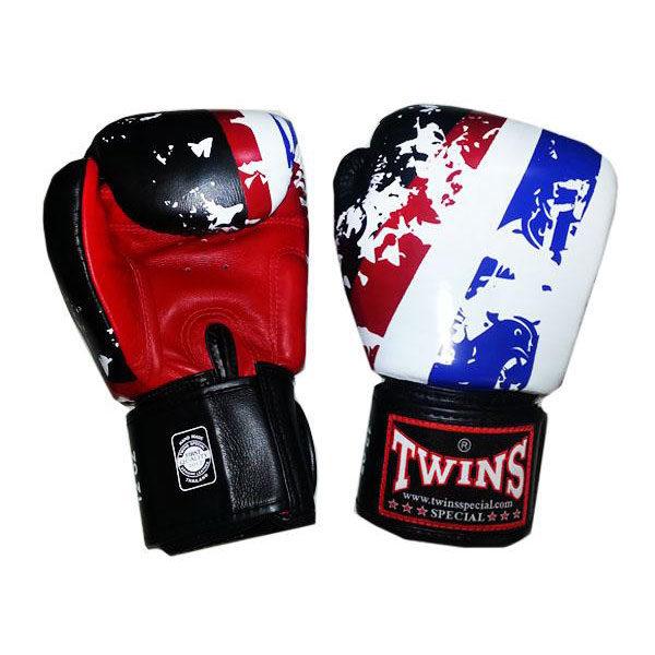Боксерские перчатки цветные