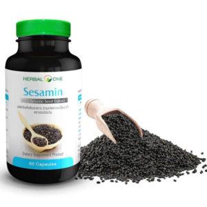 экстракт семян черного кунжута в капсулах