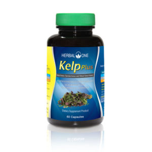 Ламинария в капсулах Kelp Plus Herbal One