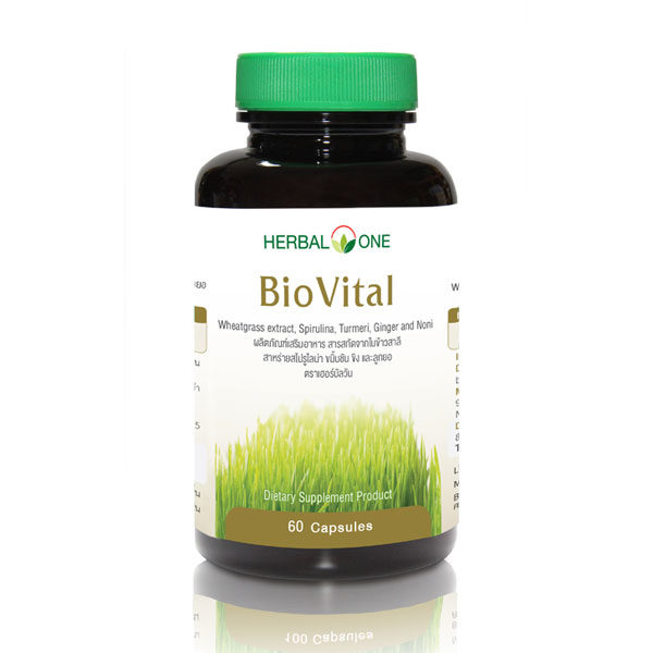Травяной комплекс BioVital