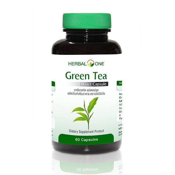 Экстракт зеленого чай в капсулах