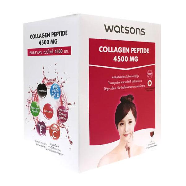Коллаген пептид в порошке 4,500 мг Watsons