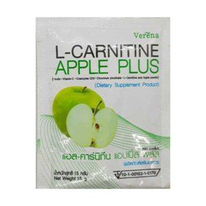 Напиток Для Похудения С Яблоком И L-Картинитом Verena L-carnitine Apple Plus