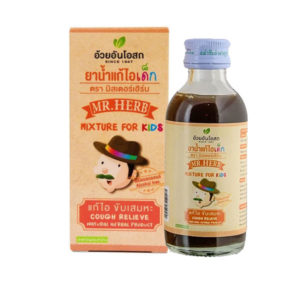 Mr.Herb Mixture Cough Relieve