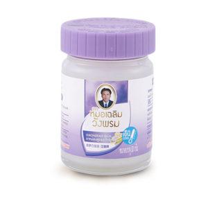 Бальзам с лемонграсом - фиолетовый