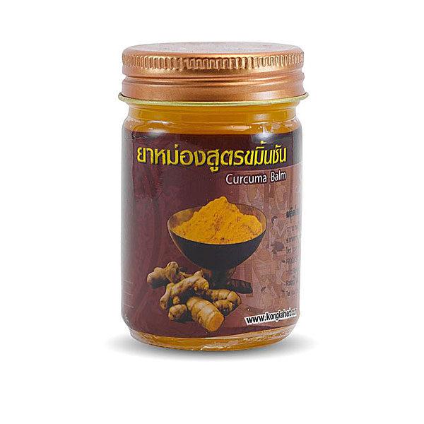 Камин чан тайский бальзам