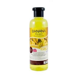 Шампунь с бананом от банна