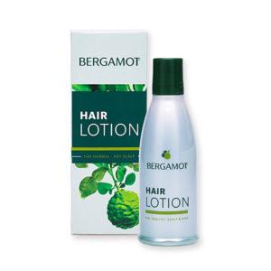 Лосьон против выпадения волос с бергамотом