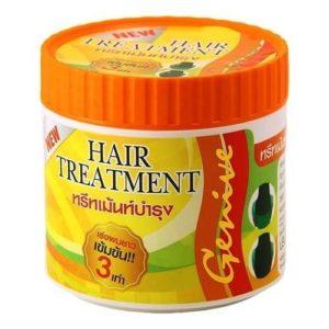 Восстанавливающая Маска Для Роста Волос Genive