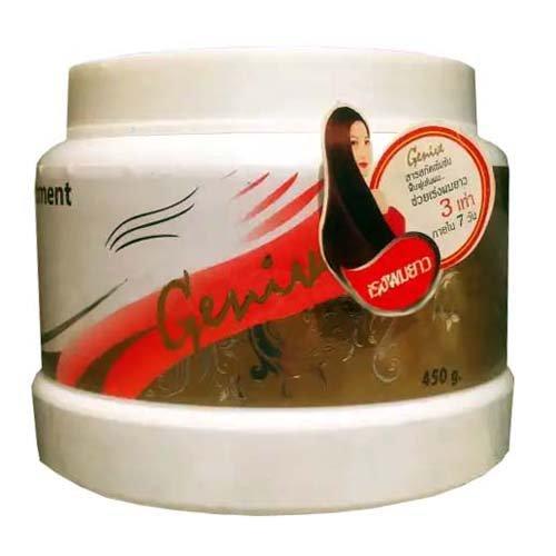 Маска-Крем Для Усиления Роста Волос Genive Hair treatment