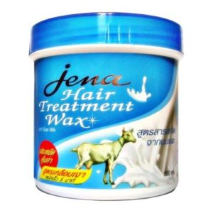 Маска Для Волос С Козьим Молоком Jena Hair Treatment Wax With Goat Milk