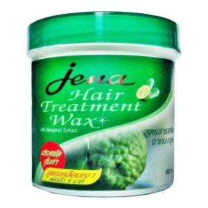 Маска Для Волос С Плюмерией Jena Hair Treatment Wax With Frangipani Exrtact