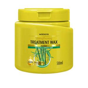 Маска для лечения волос с бамбуком от Ватсонс