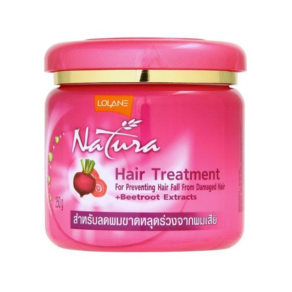 Маская для ухода за волосами с витаминами и экстрактом свеклы