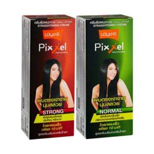 Профессиональный Крем для выпрямления волос