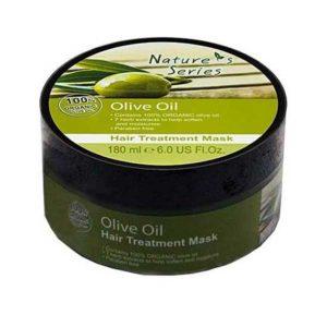 Тайская Маска для волос с оливковым маслом фирмы Бутс