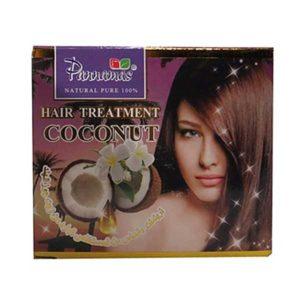 Кокосовая маска для волос