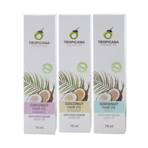 Сыворотка для волос на основе кокосового масла Tropicana