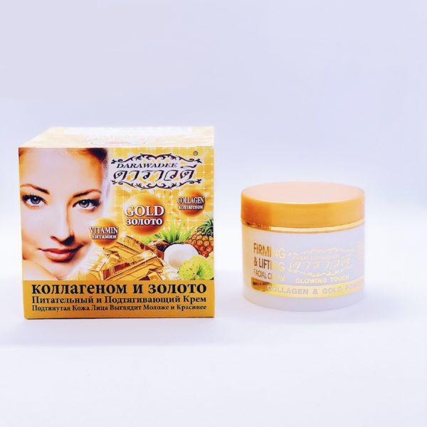 Лифтинг Крем Коллаген И Золото Darawadee Collagen Gold Powder Cream