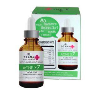 Сыворотка Anti-Acne От Угревой Сыпи С Цинком