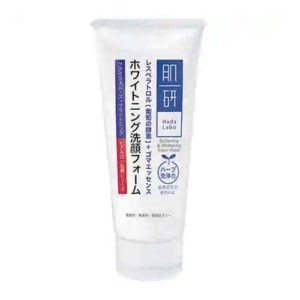 Пенка Для Умывания С Гиалуроновой Кислотой Hada Labo Softening Whitening Face Wash