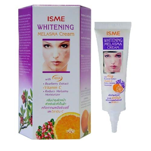 Крем Для Лица От Мелазмы Isme Whitening Melasma Cream