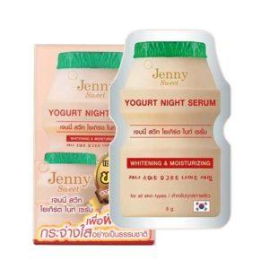 Ночная Сыворотка Для Лица Jenny Sweet Yogurt Night Serum