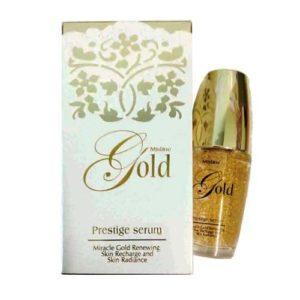 Золотая Сыворотка Для Лица От Морщин Mistine Gold Prestige Serum