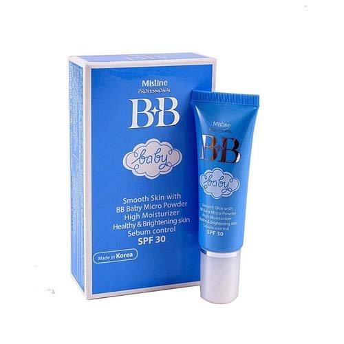 Крем ББ Mistine Professional BB Baby Face SPF 30