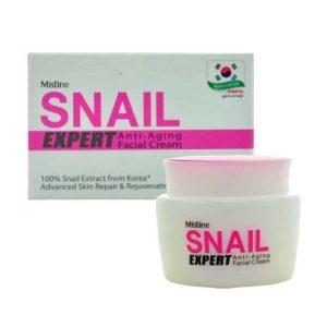 Антивозрастной Улиточный Крем Mistine Snail Extra Plus Facial Cream