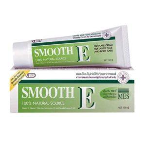 Крем С Витамином Е, Центеллой и Алоэ Smooth E Natural Source Face and Body Cream