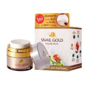 Гель Snail Golden С Муцином Улитки Коллагеном И Коэнзимом Q10 Natural S.P. Beauty Face Gel