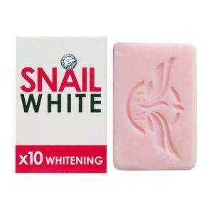 Отбеливающее Улиточное Мыло Snail Soap