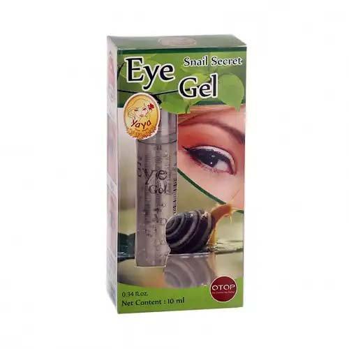 Гель Для Кожи Вокруг Глаз С Секрецией Улиток Yaya Eye Gel Snail Secret