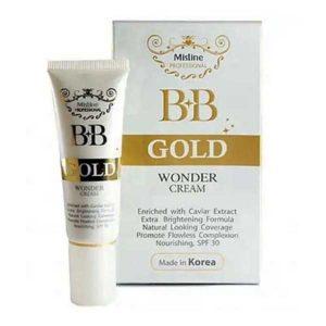 BB Cream от Mistine с золотом