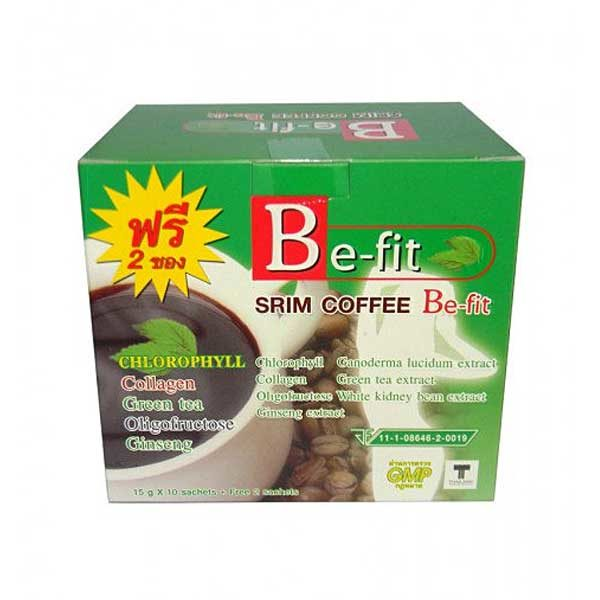 Кофе для похудения be fit